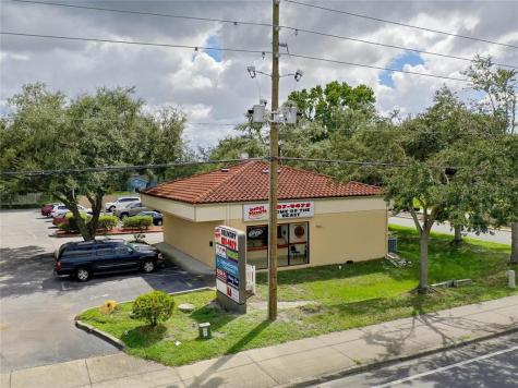 Pizza Parlor Street New Port Richey FL 34653