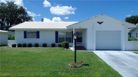 802 Buttonwood Drive Bradenton FL 34208