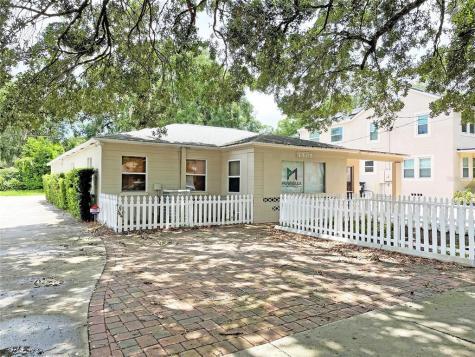1505 E Robinson Street Orlando FL 32801