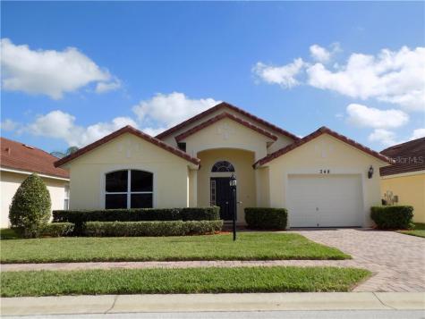348 Robin Road Davenport FL 33896