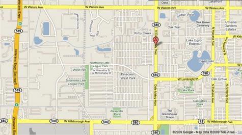 7211 N Dale Mabry Highway N Tampa FL 33614
