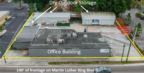 1015 E Dr Martin Luther King Jr Boulevard Tampa FL 33603