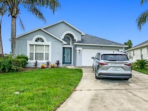 407 Saddle Ridge Drive Davenport FL 33896
