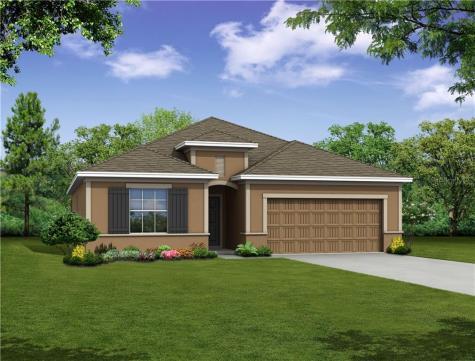 1644 Oak Blossom Drive Davenport FL 33837